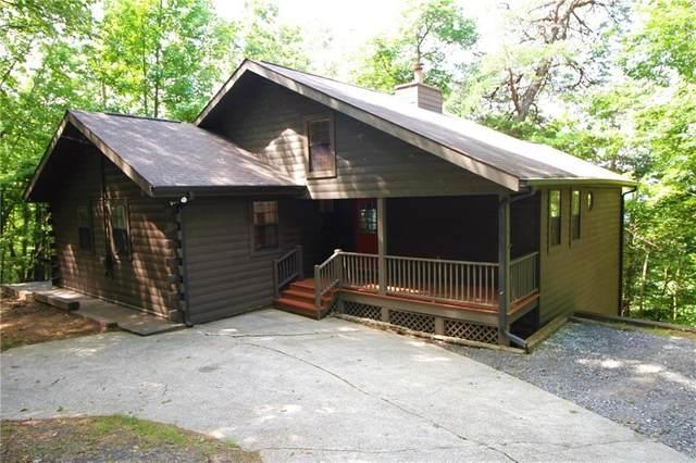 174 Sassafras Mountain Trail, Jasper, GA 30143 (MLS #6769836) :: North Atlanta Home Team