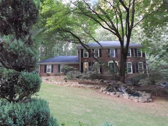 2735 Chimney Springs Drive, Marietta, GA 30062 (MLS #6769980) :: Kennesaw Life Real Estate