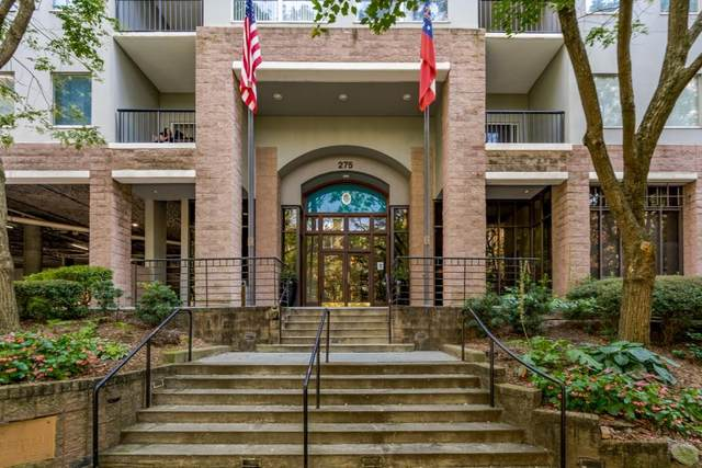 275 13th Street NE #312, Atlanta, GA 30309 (MLS #6770042) :: Lucido Global