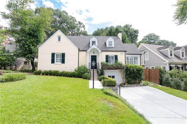 2649 Arlene Way NE, Atlanta, GA 30305 (MLS #6770050) :: Vicki Dyer Real Estate