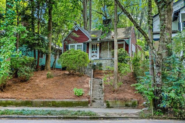 941 Austin Avenue NE, Atlanta, GA 30307 (MLS #6770066) :: Good Living Real Estate