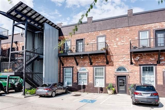 267 Peters Street SW #103, Atlanta, GA 30313 (MLS #6770102) :: Good Living Real Estate