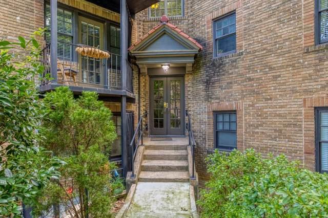 677 Somerset Terrace NE C6, Atlanta, GA 30306 (MLS #6770112) :: Good Living Real Estate
