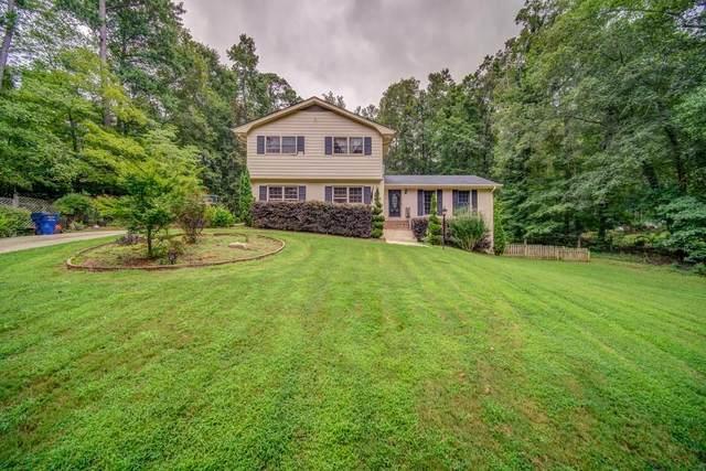 5298 East Shore Drive SW, Conyers, GA 30094 (MLS #6770121) :: Tonda Booker Real Estate Sales