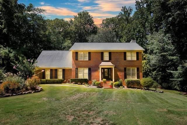111 Eubanks Court, Woodstock, GA 30188 (MLS #6770128) :: Path & Post Real Estate