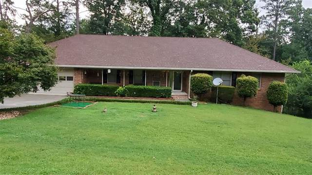 648 Dovie Place, Lawrenceville, GA 30046 (MLS #6770151) :: The Heyl Group at Keller Williams