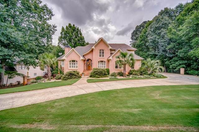 249 Montrose Drive, Mcdonough, GA 30253 (MLS #6770154) :: Tonda Booker Real Estate Sales