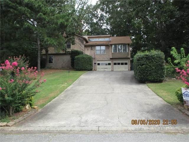 45 Bramblewood Drive, Cartersville, GA 30120 (MLS #6770167) :: The Cowan Connection Team