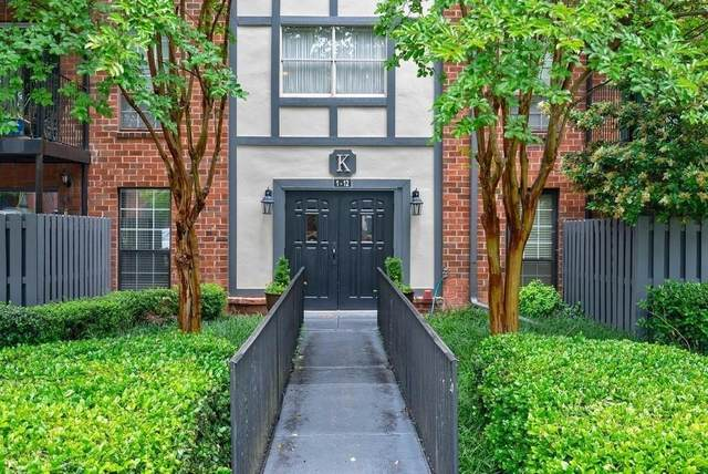 6851 Roswell Road K7, Atlanta, GA 30328 (MLS #6770185) :: Path & Post Real Estate
