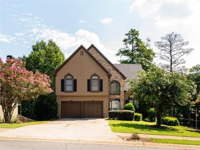 1523 Fallen Leaf Drive SW, Marietta, GA 30064 (MLS #6770188) :: Tonda Booker Real Estate Sales