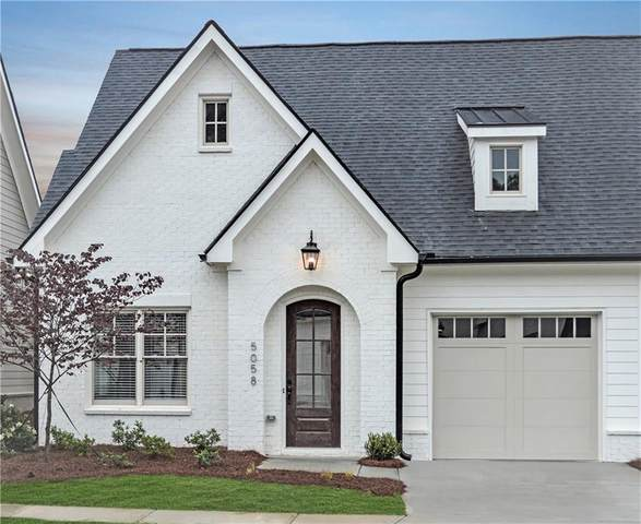4878 Noble Village Way #11, Lilburn, GA 30047 (MLS #6770255) :: Todd Lemoine Team