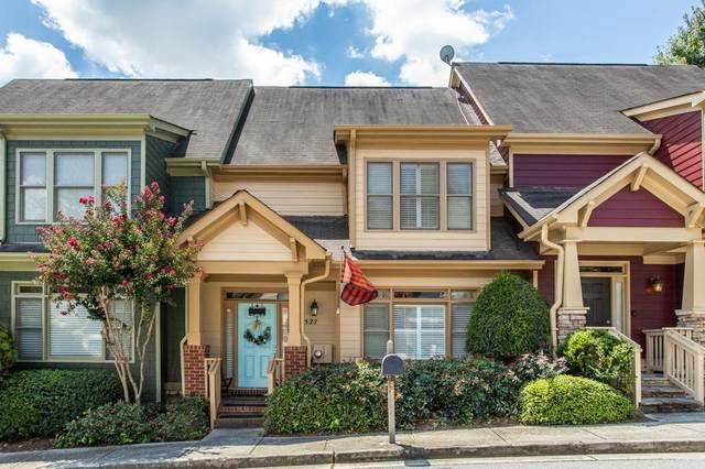 2527 Village Creek Landing SE, Atlanta, GA 30316 (MLS #6770330) :: Keller Williams Realty Cityside