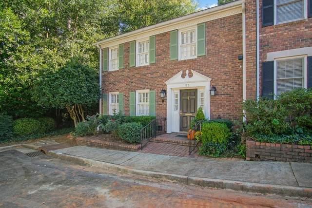 70 Old Ivy Road NE #53, Atlanta, GA 30342 (MLS #6770365) :: Vicki Dyer Real Estate
