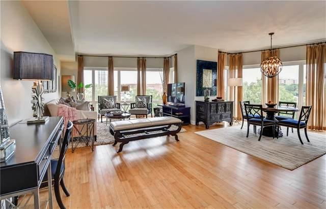 3475 Oak Valley Road NE #560, Atlanta, GA 30326 (MLS #6770429) :: Tonda Booker Real Estate Sales