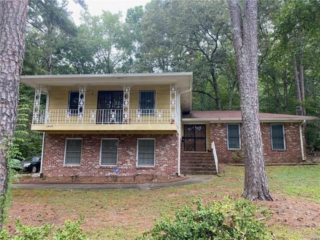 3805 Pebble Beach Drive, Atlanta, GA 30349 (MLS #6770488) :: Tonda Booker Real Estate Sales