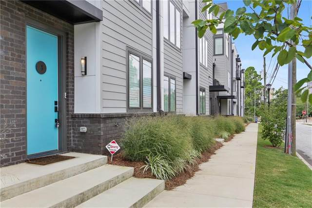 415 Gartrell Street SE #4, Atlanta, GA 30312 (MLS #6770506) :: Good Living Real Estate