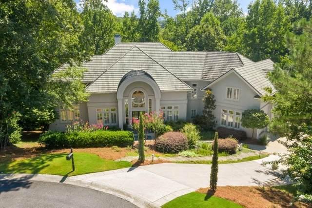 4415 Old Wesleyan Woods, Johns Creek, GA 30022 (MLS #6770509) :: Good Living Real Estate