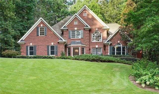 5231 Yellowtail Lane NW, Kennesaw, GA 30152 (MLS #6770594) :: North Atlanta Home Team