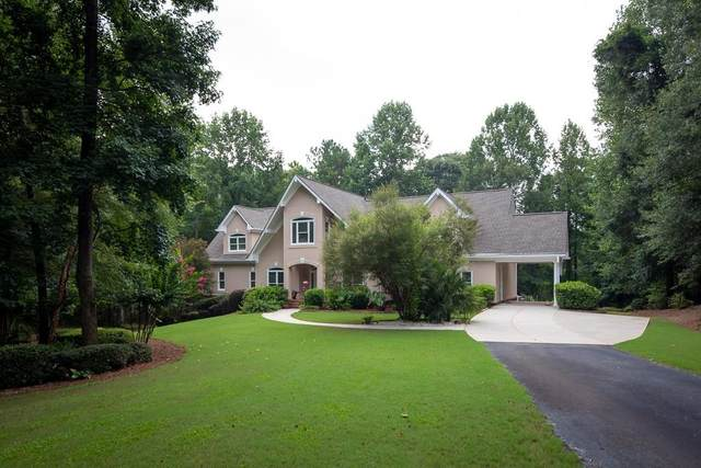 3015 The Springs Drive, Monroe, GA 30656 (MLS #6770602) :: The Heyl Group at Keller Williams