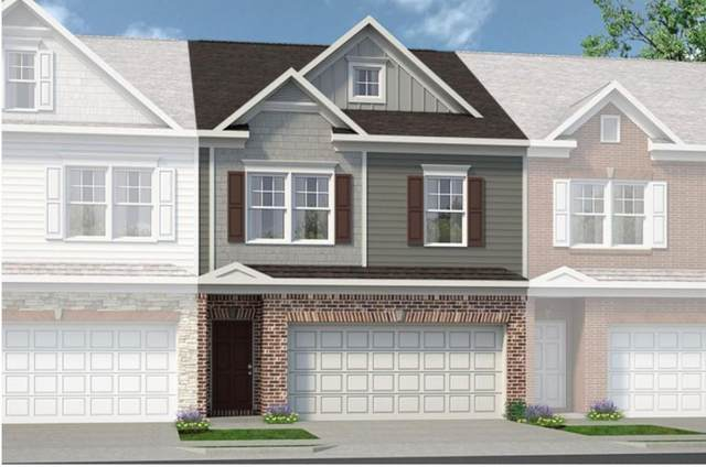 150 Flynn Street #53, Lawrenceville, GA 30046 (MLS #6770607) :: Todd Lemoine Team