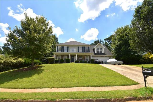 60 Berkshire Run, Covington, GA 30016 (MLS #6770684) :: The Hinsons - Mike Hinson & Harriet Hinson