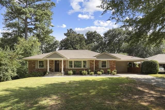 145 Osner Drive, Sandy Springs, GA 30342 (MLS #6770705) :: North Atlanta Home Team