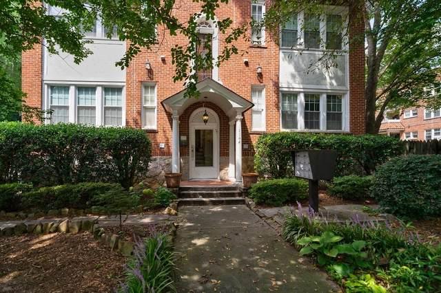 1144 Blue Ridge Avenue NE #11, Atlanta, GA 30306 (MLS #6770723) :: North Atlanta Home Team