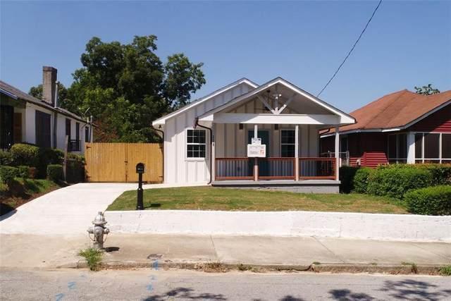 228 NW James P Brawley Drive NW, Atlanta, GA 30314 (MLS #6770742) :: RE/MAX Prestige