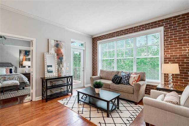 1101 Juniper Street NE #113, Atlanta, GA 30309 (MLS #6770751) :: The Zac Team @ RE/MAX Metro Atlanta