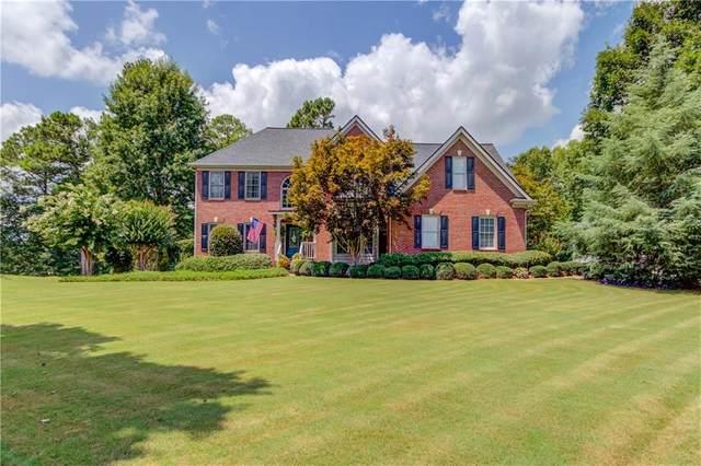 5020 Turnberry Place, Monroe, GA 30656 (MLS #6770790) :: Tonda Booker Real Estate Sales