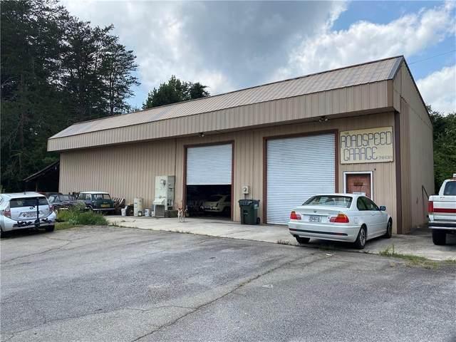 127 Warehouse Drive, Cleveland, GA 30528 (MLS #6770820) :: North Atlanta Home Team