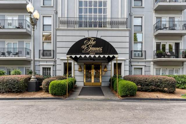 3203 Lenox Road NE #4, Atlanta, GA 30324 (MLS #6770844) :: The Heyl Group at Keller Williams