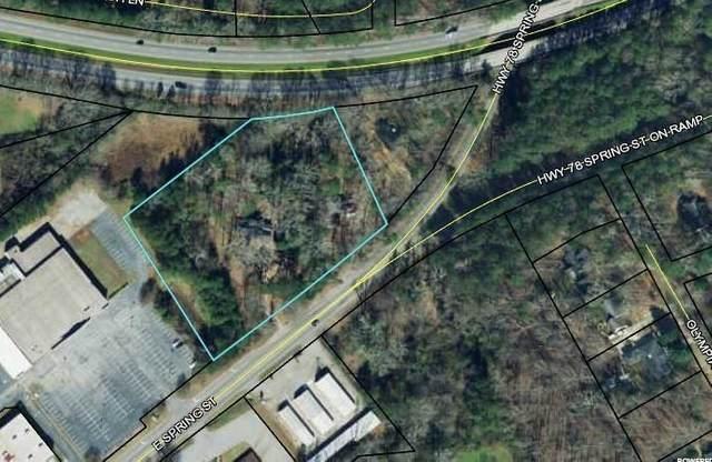 1035 E Spring Street, Monroe, GA 30655 (MLS #6770849) :: Rock River Realty