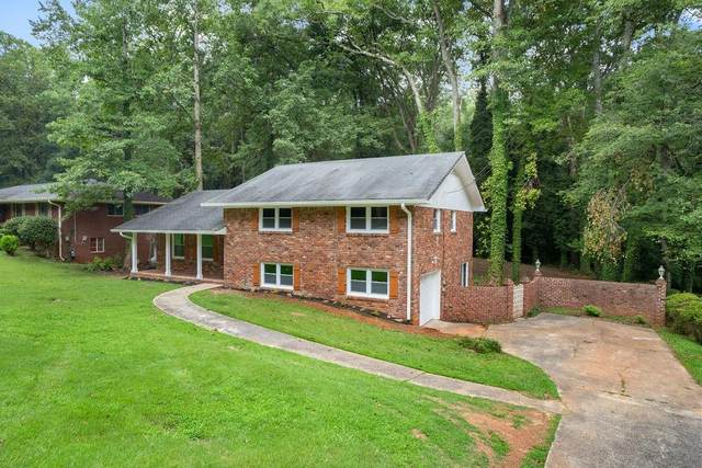 4445 Greensprings Road, College Park, GA 30337 (MLS #6770897) :: The Hinsons - Mike Hinson & Harriet Hinson