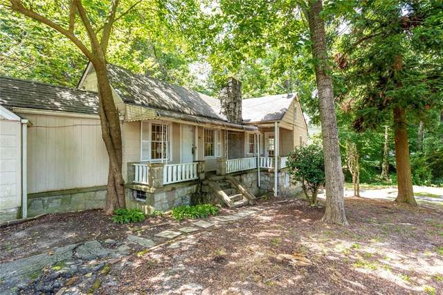 3310 E Roxboro Road, Atlanta, GA 30324 (MLS #6770920) :: Todd Lemoine Team