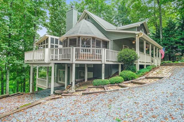 1355 Walnut Ridge, Ellijay, GA 30536 (MLS #6770937) :: North Atlanta Home Team