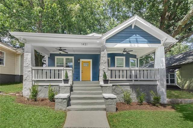 1431 Beecher Street SW, Atlanta, GA 30310 (MLS #6770947) :: North Atlanta Home Team