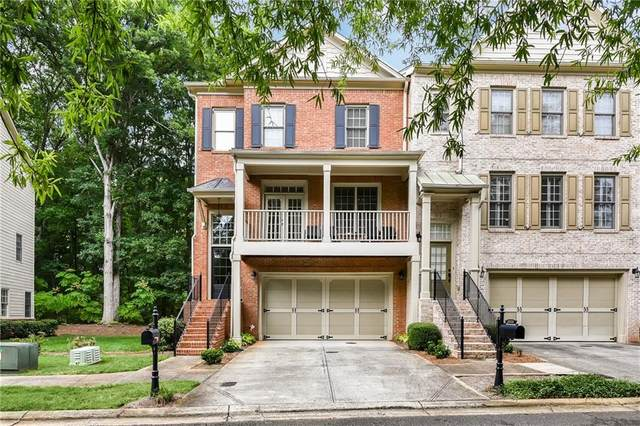 3008 Gaston Circle SE #1, Marietta, GA 30067 (MLS #6771018) :: The Heyl Group at Keller Williams