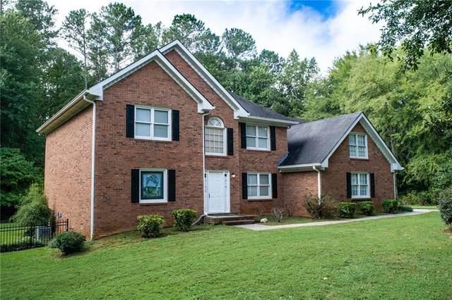 155 Acton Drive, Fayetteville, GA 30215 (MLS #6771049) :: North Atlanta Home Team
