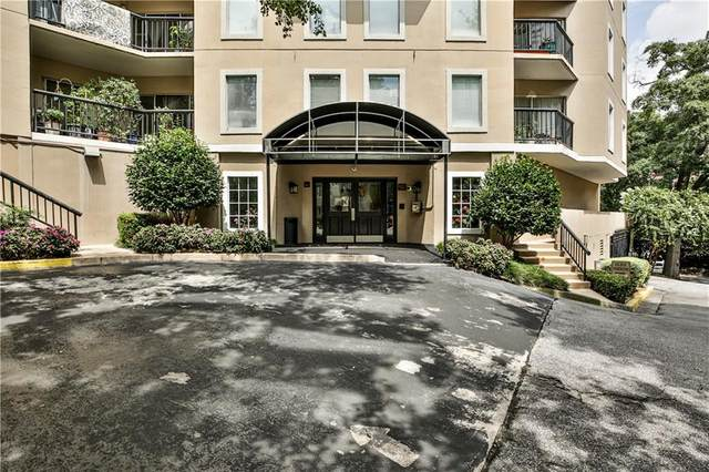 1 Biscayne Drive NW #705, Atlanta, GA 30309 (MLS #6771069) :: The Zac Team @ RE/MAX Metro Atlanta