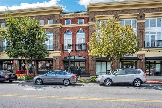 1253 Caroline Street NE #222, Atlanta, GA 30307 (MLS #6771071) :: The Butler/Swayne Team