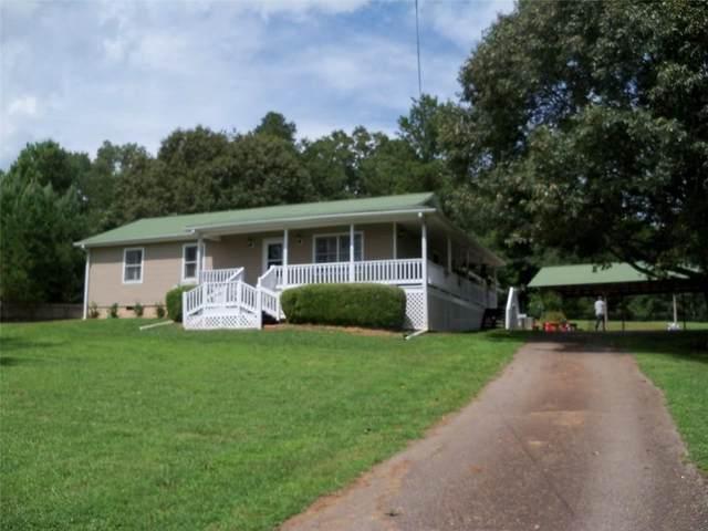 8086 Mud Creek Road, Alto, GA 30510 (MLS #6771122) :: The Heyl Group at Keller Williams