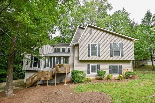 1266 E Shiloh Trail NW, Kennesaw, GA 30144 (MLS #6771199) :: RE/MAX Prestige
