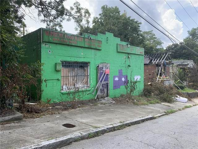 808 Thurmond Street NW, Atlanta, GA 30314 (MLS #6771206) :: Todd Lemoine Team
