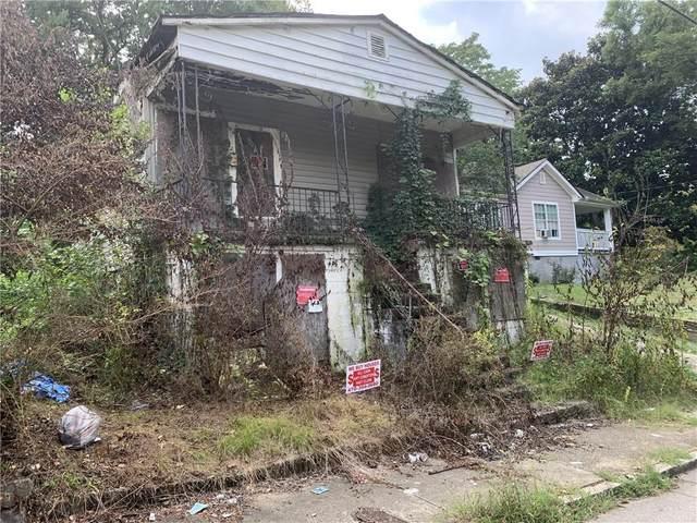 820 Thurmond Street NW, Atlanta, GA 30314 (MLS #6771211) :: RE/MAX Prestige