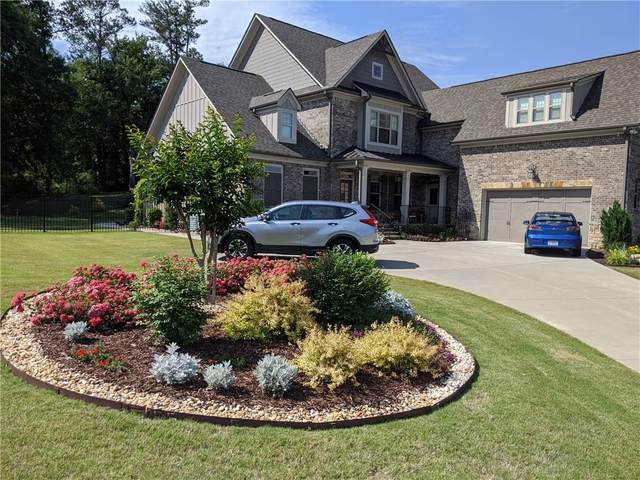 2426 Sunflower Drive, Hoschton, GA 30548 (MLS #6771242) :: Todd Lemoine Team