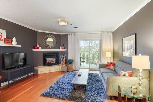 970 Sidney Marcus Boulevard NE #1102, Atlanta, GA 30324 (MLS #6771273) :: KELLY+CO