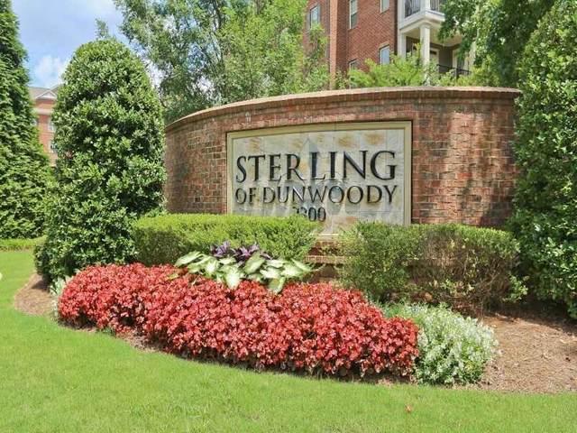 2300 Peachford Road #4204, Atlanta, GA 30338 (MLS #6771276) :: Vicki Dyer Real Estate