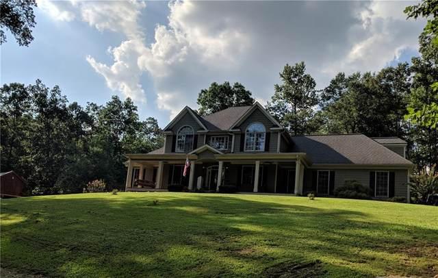 801 Harrison Farm Road, Ball Ground, GA 30107 (MLS #6771277) :: North Atlanta Home Team