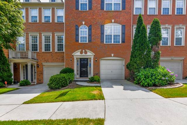 2322 Towneheights Terrace SE #11, Atlanta, GA 30339 (MLS #6771323) :: Good Living Real Estate